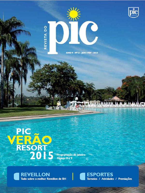 Revista do PIC – Janeiro e Fevereiro de 2015