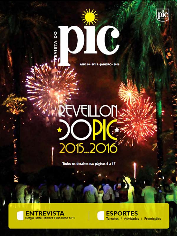 Revista do PIC – Janeiro de 2016