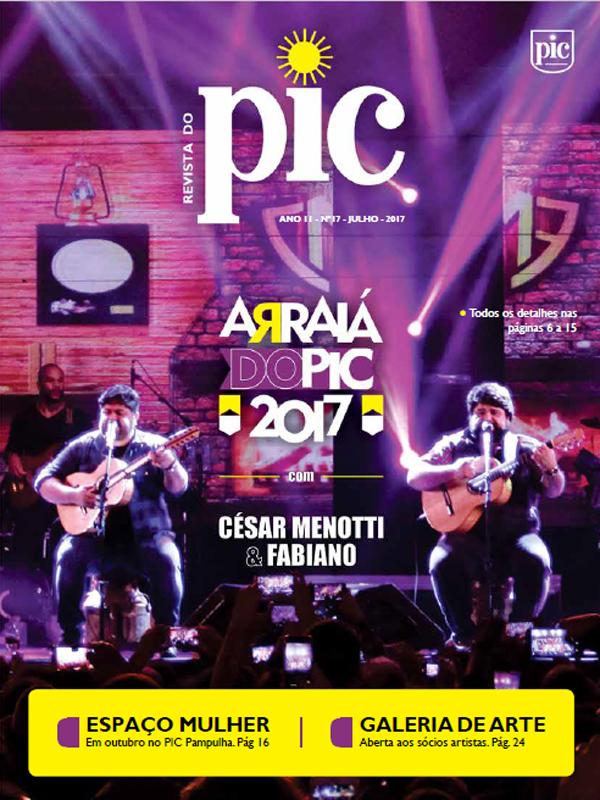 Revista do PIC – Julho de 2017
