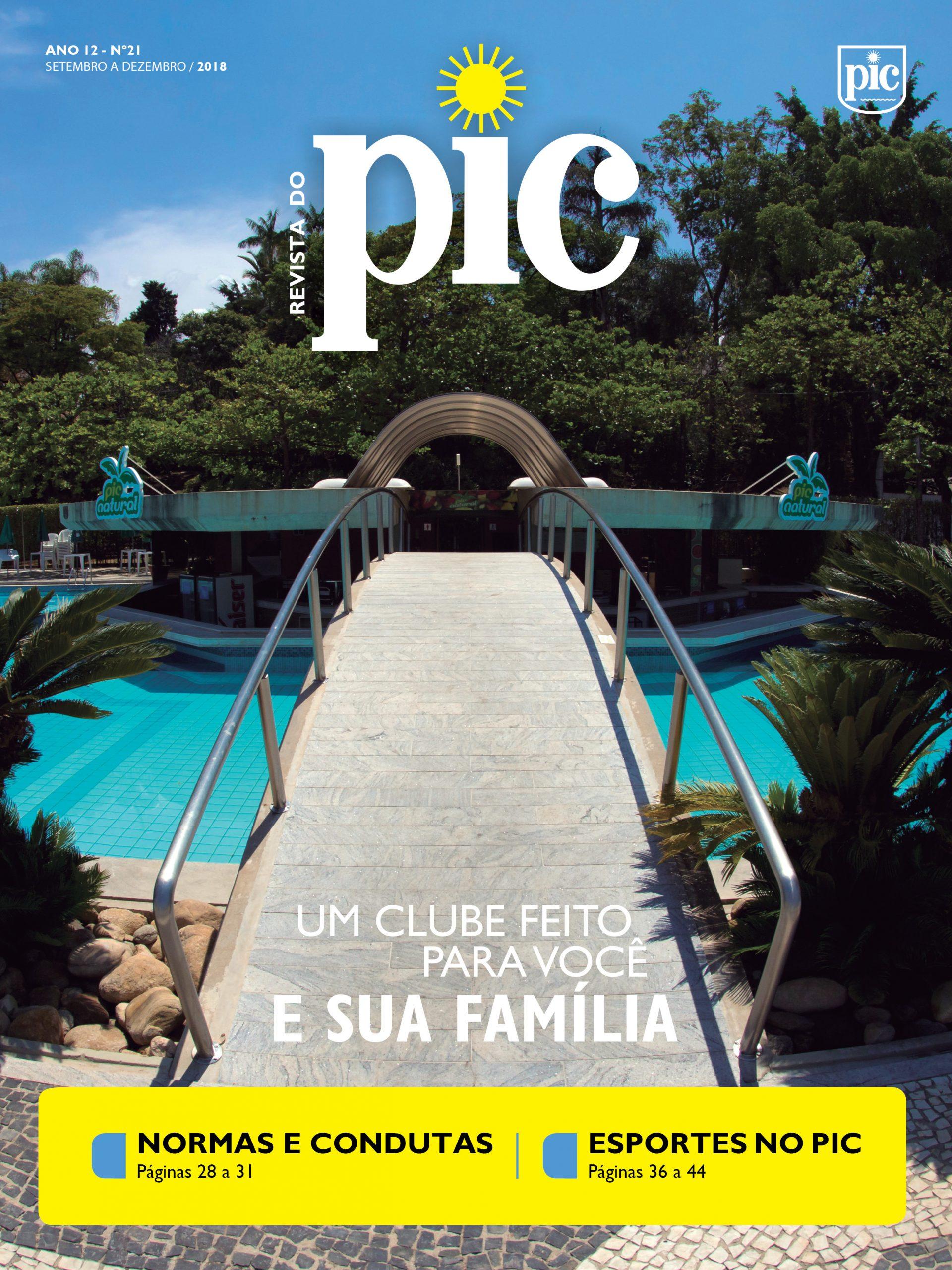 Revista do PIC – Setembro a Dezembro de 2018