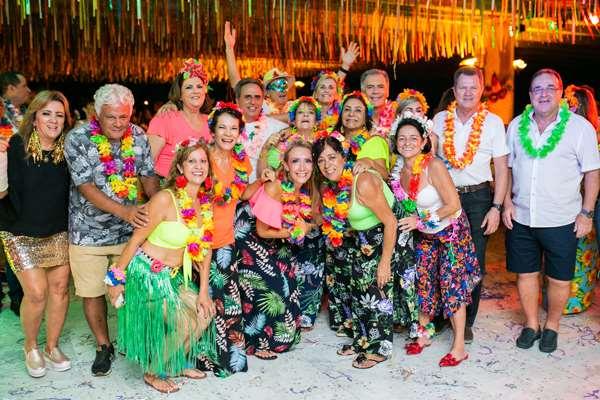 Baile do Hawaí 2019