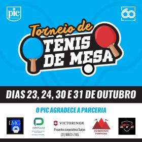 Torneio de Tênis de Mesa