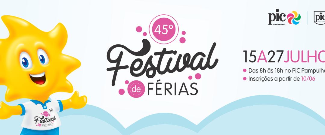 Festival de Férias 2021